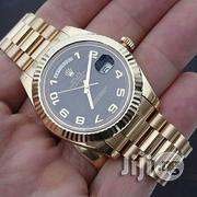 Rolex Presidential Day Date 18k Gold Bracelet | Jewelry for sale in Lagos State, Ojo