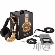 Monster 24K Over-ear Wired Headphones | Headphones for sale in Lagos State