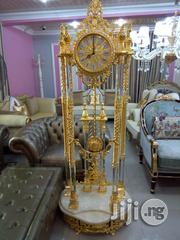Golden Royal Grand Clock Stand | Home Accessories for sale in Lagos State, Ojo