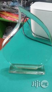 Glass Award Logo | Arts & Crafts for sale in Lagos State, Ikeja