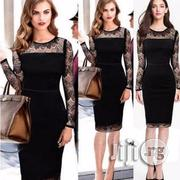 Lace Top Gown | Clothing for sale in Lagos State
