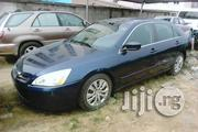 Tokunbo Honda Accord 2005 Blue | Cars for sale in Rivers State, Port-Harcourt