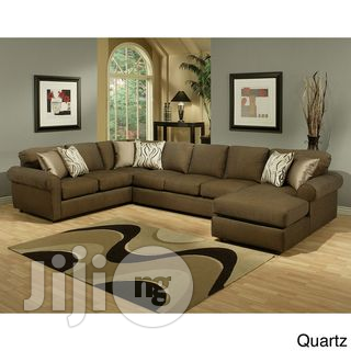 Executive Six Seater Sofa