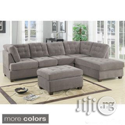 Executive Five Seater Sofa | Furniture for sale in Lagos State, Lekki Phase 1