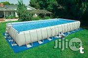 Standard Mobile 32ft By 16ft Swimming Pool | Sports Equipment for sale in Rivers State, Port-Harcourt