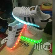Adidas Fashion Canvas For Big Boys Nd Girls | Children's Shoes for sale in Lagos State, Ikeja