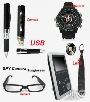 Spy Camera And Spy Gadgets