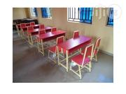 Dual Mode Primary Table/Chairs   Furniture for sale in Lagos State, Ikeja