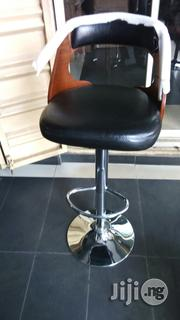 Original Wood And Leather Bar Stool | Furniture for sale in Lagos State, Ojo
