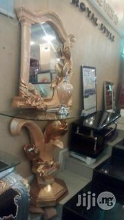 Console Table Nd Mirror | Home Accessories for sale in Lagos State, Ojo