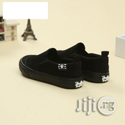 Black Slip On Kids Shoe | Children's Shoes for sale in Lagos State