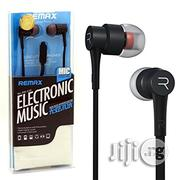 Remax RM-535 Stereo Headset With Microphone And Super Bass | Headphones for sale in Lagos State