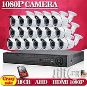 Wimpposse 16 Channels AHD Cctv Kit | Security & Surveillance for sale in Edo State, Benin City