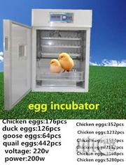 Incubator for Hatch Chicken, Goose, Duck Eggs | Farm Machinery & Equipment for sale in Lagos State
