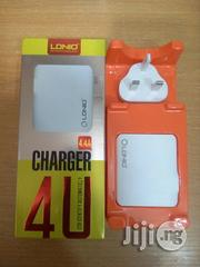 Ldnio Charger 4 USB Port 4.4A   Accessories for Mobile Phones & Tablets for sale in Lagos State, Ikeja