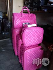 Channel Pink Piece Luggage | Bags for sale in Lagos State