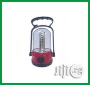 """Rechargeable 360"""" Rotate Lantern With Dimmer Function (Wholesale)   Camping Gear for sale in Lagos State"""