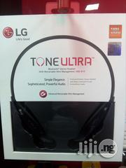 LG Tone Ultra HBS 810 Bluetooth | Accessories for Mobile Phones & Tablets for sale in Lagos State, Ikeja