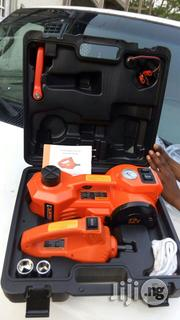 3-in-1 Electric Hydraulic Car Jack With Impact Wrench   Vehicle Parts & Accessories for sale in Lagos State, Amuwo-Odofin