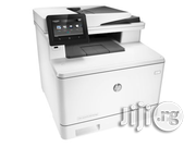 HP Color Laserjet Pro MFP M477fdw - Multifunction Printer | Printers & Scanners for sale in Lagos State, Lagos Island