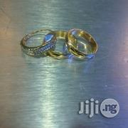 Pure 18karat Tested Gold Wedding Ring Set | Wedding Wear for sale in Lagos State