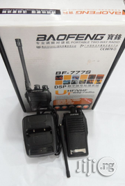 Walkie Talkie And Two Way Radio - Black | Audio & Music Equipment for sale in Lagos State, Lagos Mainland