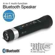 4-in-1 LED Flashlight + Bluetooth Hands-free + Power Bank | Accessories for Mobile Phones & Tablets for sale in Lagos State