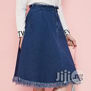 Women's Jean Skirt | Clothing for sale in Lagos State