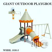 Giant Outdoor Playground Orange | Toys for sale in Lagos State, Surulere