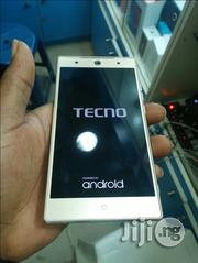 Uk Used Tecno C9 Camon 16gb Gold | Mobile Phones for sale in Lagos State, Ikeja