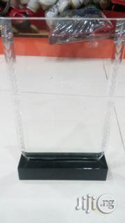 New Design Glass Award Plaque | Arts & Crafts for sale in Lagos State, Ikeja