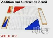 Addition / Subtraction Boards | Child Care & Education Services for sale in Lagos State, Surulere