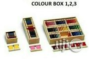 Color Boxes 1,2,3 | Child Care & Education Services for sale in Lagos State, Surulere
