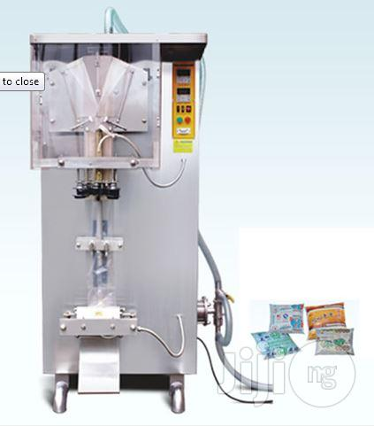 Automatic Liquid Packaging Machine Pure Water