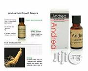 100% Andrea Oil Essence Hair Growth Cures Loss | Hair Beauty for sale in Lagos State, Ikeja