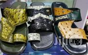 Vanni Men's Italian Leather Slippers   Shoes for sale in Lagos State, Surulere