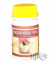 Mascum Herbal Pride For Premature Ejaculation Treatment - 50caplets | Sexual Wellness for sale in Lagos State