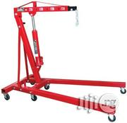 2 Ton Hydraulic Jack Engine Crane Lifts 4000 Pounds | Vehicle Parts & Accessories for sale in Lagos State, Surulere