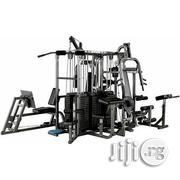 Brand New 10 Persons Commercial Multi-station Gym | Sports Equipment for sale in Lagos State, Surulere