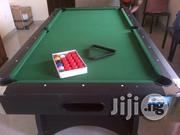 8ft Standard Deluxe Snooker Pool Table | Sports Equipment for sale in Lagos State, Surulere