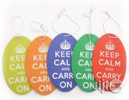 Personalised Paper Airfreshners