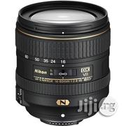 Nikon Af-s Dx Nikkor 16-80mm F/2.8-4E Ed VR Lens | Accessories & Supplies for Electronics for sale in Rivers State, Port-Harcourt
