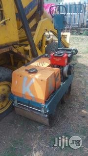 Japanese Used Yanmar Double Drum Hand Roller Compactor Fol Sale | Trucks & Trailers for sale in Lagos State, Amuwo-Odofin