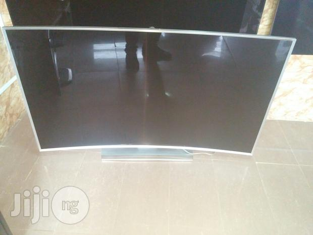Uk Used Samsung 65 Inches Super Smart Curved Ultra HD With Camera