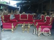 Antique Designed Royal Sofas | Furniture for sale in Abia State, Aba North
