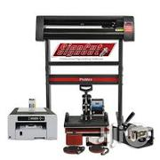 Business Pack B-print Tshirt, Mug, Cap Plotter Cutter, 5in1 Heat Press | Printing Equipment for sale in Lagos State, Surulere