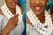 Coral Beads Necklace And Earring Jewelry Set | Jewelry for sale in Plateau State, Jos