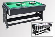 2 In 1 Table Billard And Air Hockey | Sports Equipment for sale in Lagos State