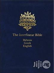 The Interlinear Bible: Hebrew-greek-english Bible | Books & Games for sale in Lagos State
