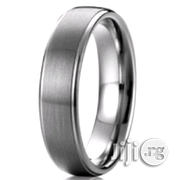 Stainless Steel Unisex Ring | Jewelry for sale in Lagos State, Ifako-Ijaiye